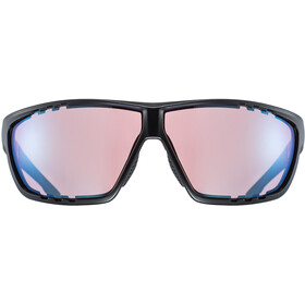 UVEX Sportstyle 706 Colorvision Glasses, black mat/outdoor